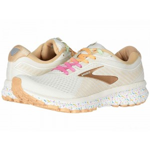 Brooks Ghost 12 Vanilla Sprinkles/White [Clearance Sale]
