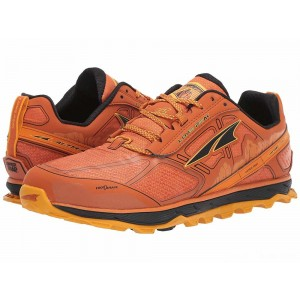 Altra Footwear Lone Peak 4 Low RSM Burnt Orange [Sale]
