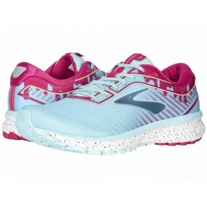 Brooks Zappos 20th x Ghost 12 Turquoise/Beetroot/White [Clearance Sale]