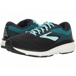Brooks Dyad 10 Black/Island/Capri [Clearance Sale]