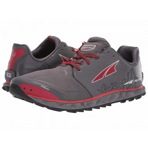 Altra Footwear Superior 4 Gray/Red [Sale]