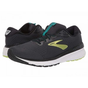 Brooks Adrenaline GTS 20 Black/Lime/Blue Grass [Clearance Sale]