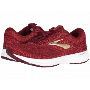 Brooks Revel 3 Rumba Red/Teaberry/Gold [Clearance Sale]