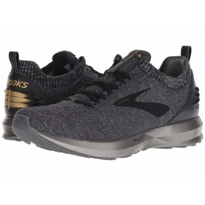 Brooks Levitate 2 Black/Grey/Gold [Clearance Sale]