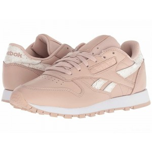Reebok Lifestyle Classic Leather Bare Beige/White [Sale]