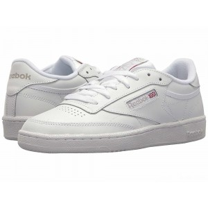 Reebok Lifestyle Club C 85 White/Light Grey [Sale]