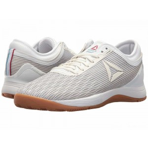 Reebok CrossFit® Nano 8.0 White/Classic White/Excellent Red/Blue/Gum [Sale]