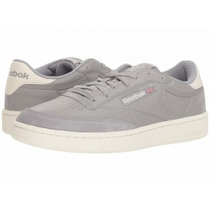 Reebok Lifestyle Club C 85 MU Tin Grey/Chalk [Sale]