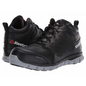 Reebok Work Sublite Cushion Work Black 4 [Sale]