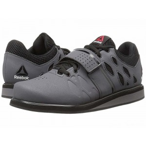 Reebok Lifter PR Ash Grey/Black/White [Sale]