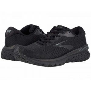 Brooks Adrenaline GTS 20 Black/Grey [Clearance Sale]