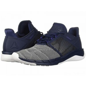 Reebok FSTR Flexweave Collegiate Navy/Ultima Purple/White [Sale]