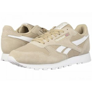Reebok Lifestyle Classic Leather MU Parchment/White [Sale]