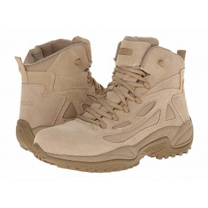"Reebok Work Rapid Response 6"" Desert Tan [Sale]"