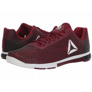 Reebok Speed TR Flexweave Rustic Wine/Black/Spirit White/Atomic Red [Sale]