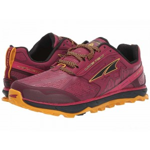 Altra Footwear Lone Peak 4 Low RSM Beet Red [Sale]