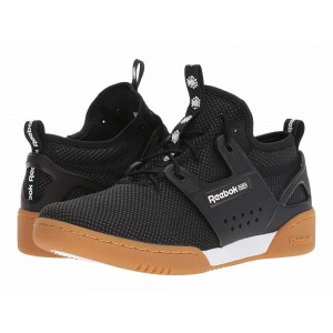 Reebok Lifestyle Workout ULS ULTK Black/White/Gum [Sale]