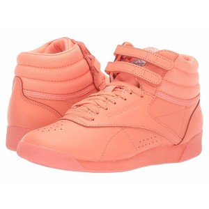Reebok Lifestyle Freestyle Hi Icons Stellar Pink/White [Sale]