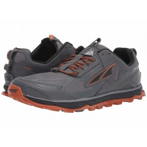 Altra Footwear Lone Peak 4.5 Gray/Orange [Sale]