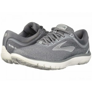Brooks PureFlow 7 Grey/Microchip/White [Clearance Sale]