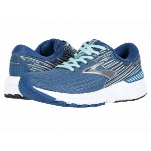 Brooks Adrenaline GTS 19 Blue/Aqua/Ebony [Clearance Sale]
