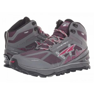 Altra Footwear Lone Peak 4 Mid RSM Gray/Purple [Sale]
