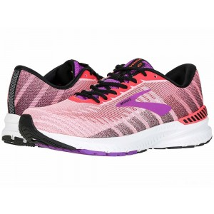 Brooks Ravenna 10 Coral/Purple/Black [Clearance Sale]
