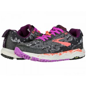 Brooks Caldera 3 Black/Purple/Coral [Clearance Sale]