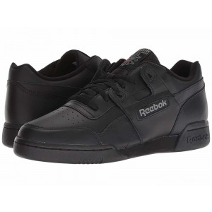 Reebok Lifestyle Workout Plus Black/Charcoal [Sale]