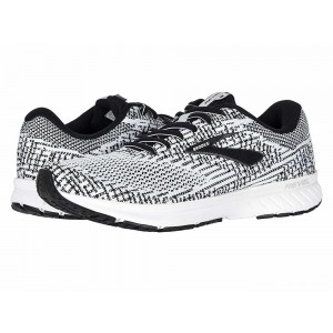 Brooks Revel 3 White/Black [Clearance Sale]