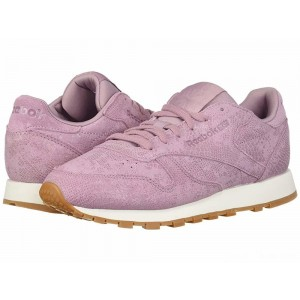 Reebok Lifestyle Classic Leather Infused Lilac/Chalk [Sale]