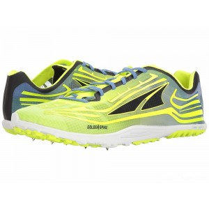 Altra Footwear Golden Spike Lime/Blue [Sale]