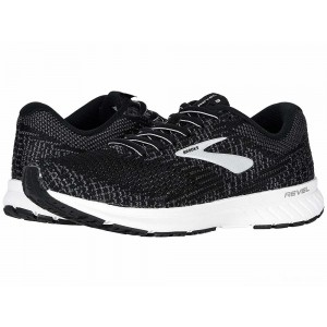 Brooks Revel 3 Black/Blackened Pearl/White [Clearance Sale]