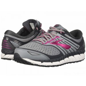 Brooks Ariel '18 Grey/Grey/Pink [Clearance Sale]