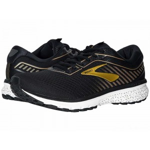 Brooks Zappos 20th x Ghost 12 Black/Gold [Clearance Sale]