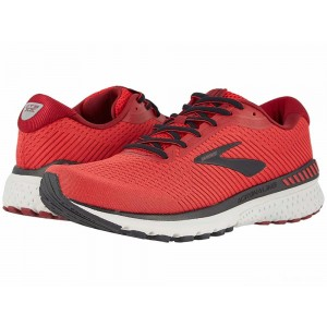 Brooks Adrenaline GTS 20 Red/Black/Grey [Clearance Sale]