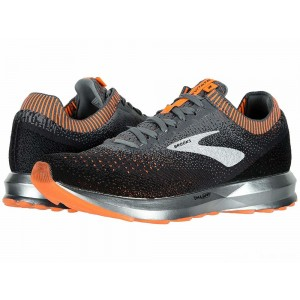 Brooks Levitate 2 Grey/Black/Orange [Clearance Sale]