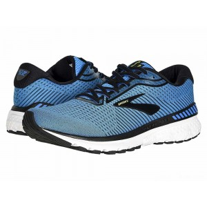 Brooks Adrenaline GTS 20 Blue/Black/Nightlife [Clearance Sale]