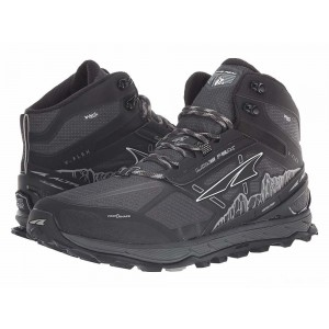 Altra Footwear Lone Peak 4 Mid RSM Black [Sale]