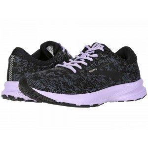 Brooks Launch 6 Ebony/Black/Purple Rose [Clearance Sale]