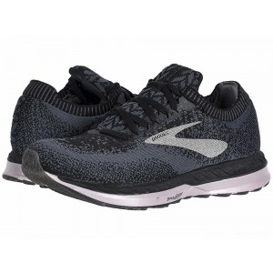 Brooks Bedlam Black/Black/Rose [Clearance Sale]