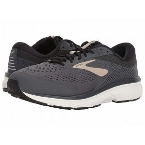 Brooks Dyad 10 Grey/Black/Tan [Clearance Sale]