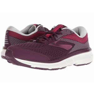 Brooks Dyad 10 Purple/Pink/Grey [Clearance Sale]