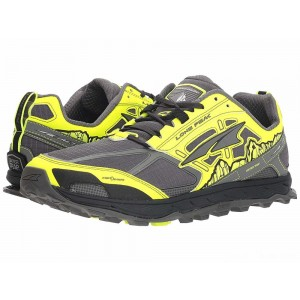 Altra Footwear Lone Peak 4 Gray/Yellow [Sale]