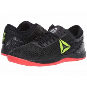 Reebok Crossfit Nano 8.0 Black/Neon Red/Neon Lime [Sale]