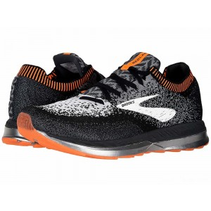 Brooks Bedlam Black/Grey/Orange [Clearance Sale]