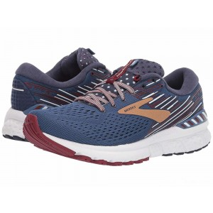 Brooks Adrenaline GTS 19 Blue/Red/White [Clearance Sale]