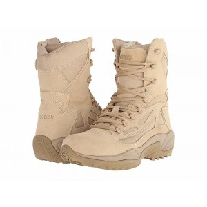 "Reebok Work Rapid Response 8"" Desert Tan [Sale]"