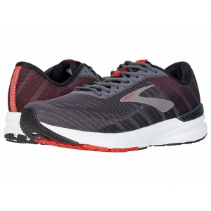 Brooks Ravenna 10 Ebony/Black/Red [Clearance Sale]