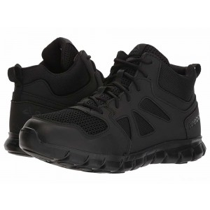Reebok Work Sublite Cushion Tactical Black [Sale]
